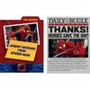 Spider-Man Spider Hero Dream Party Invitations and Thank You Notes 16 Pack
