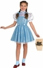 The Wizard of Oz Dorothy Sequin Kids Costume
