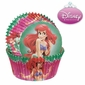 Wilton The Little Mermaid Ariel Baking Cups
