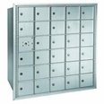 Centurian 2600 Series Horizontal Cluster Mailboxes - 29 Tenant Doors And 1 USPS Master Door