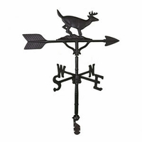 "32"" Buck  Weathervane"