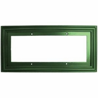 3x6 Tile Green Standard Frame , holds 4 tiles