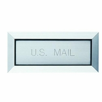 Angled Wall Liner for LD12 Letter Drop, Mail Slot
