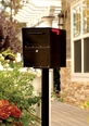 Basic 3 Inch Round In-Ground - Geneva & Oasis Only  (Mailboxes purchased separately)