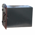 Column Mailbox (plain door) Bronze