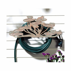 Frog Hose Holder - Oil Rub Bronze