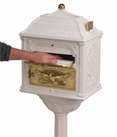 High Security Option for Classic Gaines Mailbox