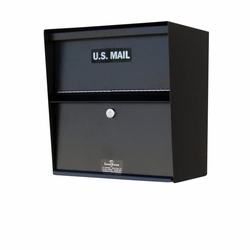 Horizontal Wall Mount Letter Locker