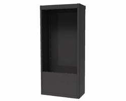 Large Double Wide Vario Depot Mail Stand (4C Mailboxes Sold Separately)