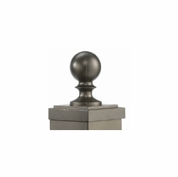 Mailbox BALL finial - Bronze