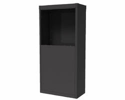 Medium Double Wide Vario Depot Mail Stand (4C Mailboxes Sold Separately)