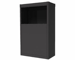 Small Double Wide Vario Depot Mail Stand (4C Mailboxes Sold Separately)