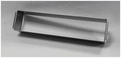 Stainless Steel Mail Slot Sleeve