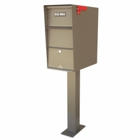 Super Stainless Steel Letter Locker