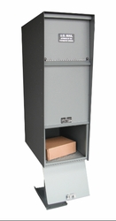 Supreme Rear Access Letter Locker