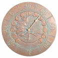 Times & Seasons Thermometer - Copper Verdi