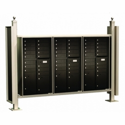 Mid-Section Extension Module for VARXP4E (4C Mailboxes sold Separately)