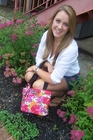 """<b>""""New to the Charm""""</b> Donna Sharp<br>Handbags and Accessories"""