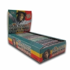 Bob Marley Hemp Rolling Papers 1 1/4 size Box of 24