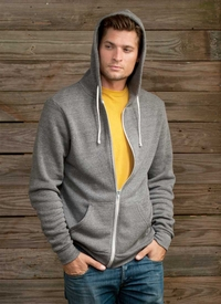 Alternative Men's / Women's Zip Hooded Sweatshirt