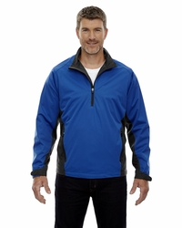 Ash City Men's Paragon Laminated Stretch Pullover Windbreaker