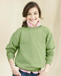 Boys - Girls Heavy Blend Fleece Crew