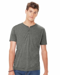 Canvas Men's Short Sleeve Henley