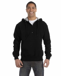 Champion Men's Quarter Zip Hooded Pullover