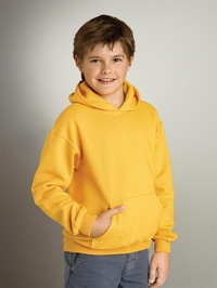 Girls - Boys Pullover Fleece Hoodie with Pocket