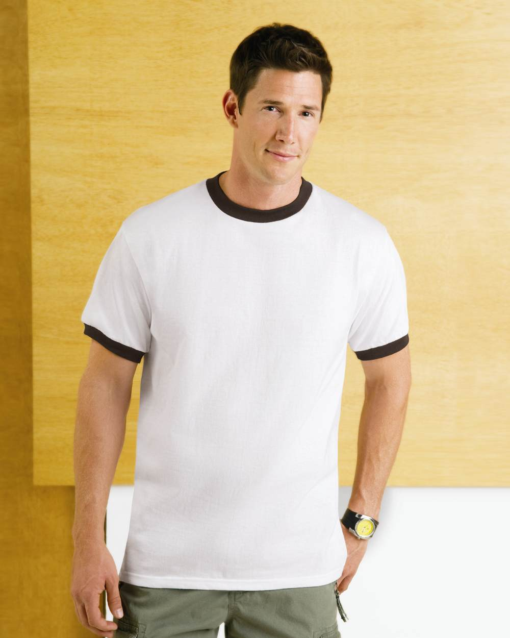 Find great deals on eBay for mens ringer tee. Shop with confidence.