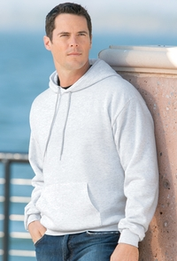 Men's Fleece Pullover Hoodie with Pocket
