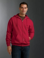 Jerzees Men's 8 oz. NuBlend� 50/50 Full-Zip Hoodie