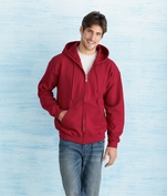 Gildan Men's 8 oz. Heavy Blend� 50/50 Full Zip Hoodie