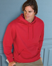 Men's Pullover Hoodie with Pouch Pocket