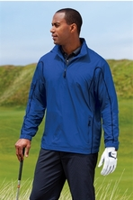Nike Golf Half-Zip Windcheater with Back Vent & Mesh Lining
