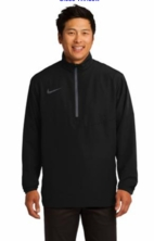 Nike Golf Men's 1/2 Zip Pullover Wind Breaker Jacket