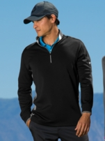 Nike Golf Men's Dri-FIT 1/2-Zip Pullover Cover UP