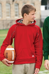 Russell Athletic Youth Fleece Pullover Hoodie