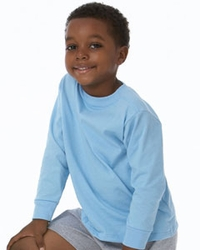 Toddler Long Sleeve Jersey T-Shirt