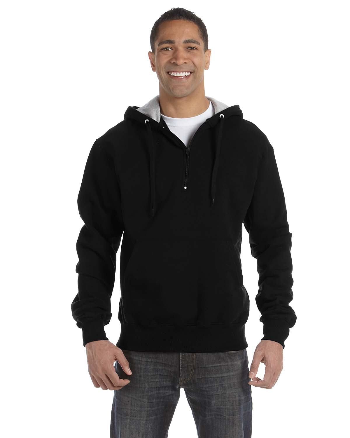 Zip Hooded Sweatshirts Wholesale 96