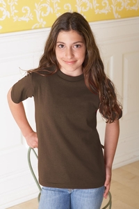 Fruit of the Loom Boys / Girls 50/50 Cotton/Poly Tee