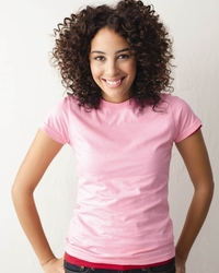 Women's 100% Organic Combed Ringspun Cotton T-Shirt