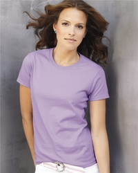 Women's 100% Preshrunk Cotton Feminine Cut Tee