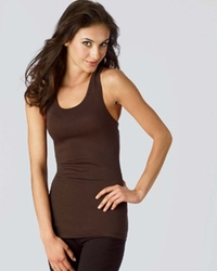 Women's Long Cotton Tank Top