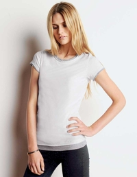 Women's Longer-Length 2-in-1 T-Shirt