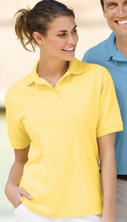 Women's Stain Repel Jersey Polo