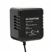 AC Adapter Hidden Camera and DVR HD