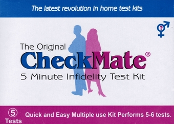 CheckMate Infidelity Test Kit
