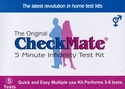 CheckMate Infidelity Test Kit - Free 2nd Kit