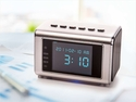 Clock Radio Hidden Camera with Night Vision